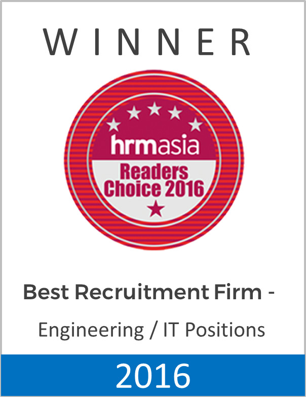 Best Recruitment Firm Award 2016
