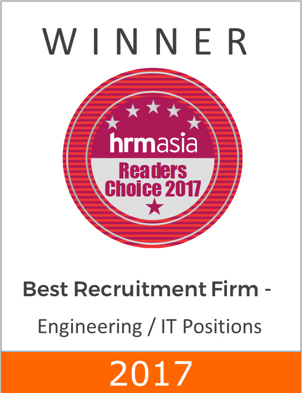 Best Recruitment Firm Award 2017