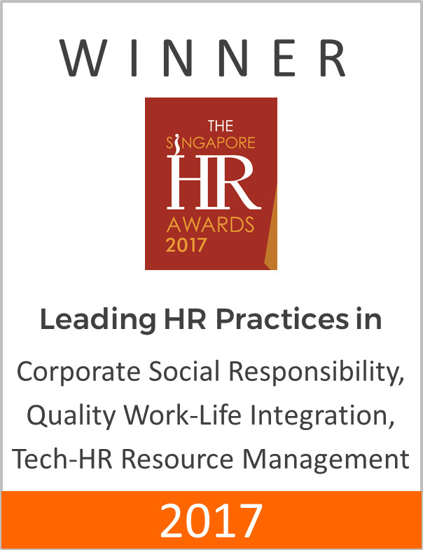 Leading HR Practices Award 2017
