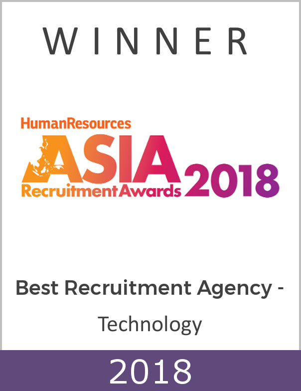 Best Recruitment Agency Award 2018