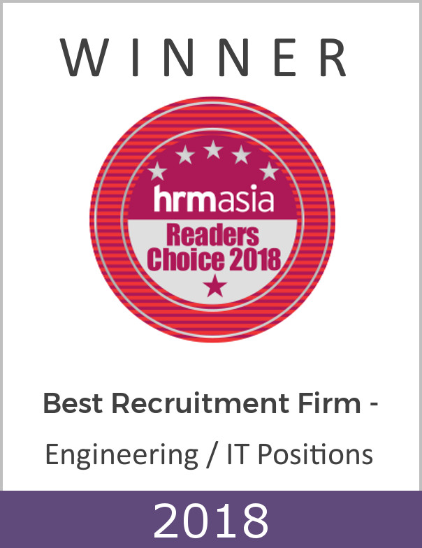 Best Recruitment Firm Award 2018