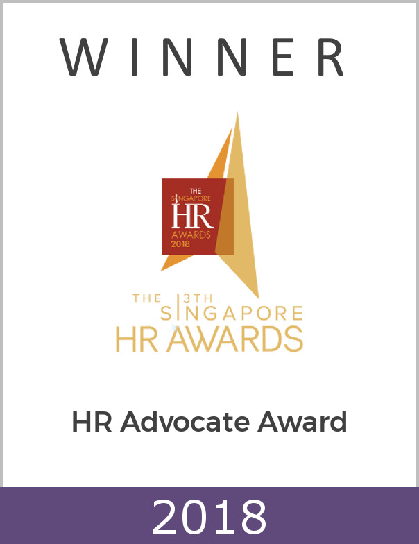 HR Advocate Award 2018