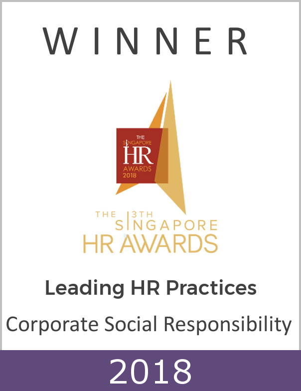 Leading HR Practices Award 2018