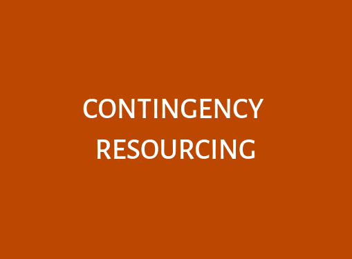 What is Contingent Resourcing
