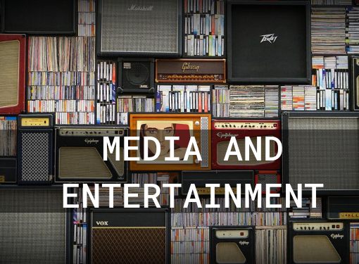 Media and entertainment services in US