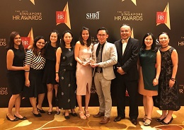 Sciente International receives multiple industry awards for leading HR practices
